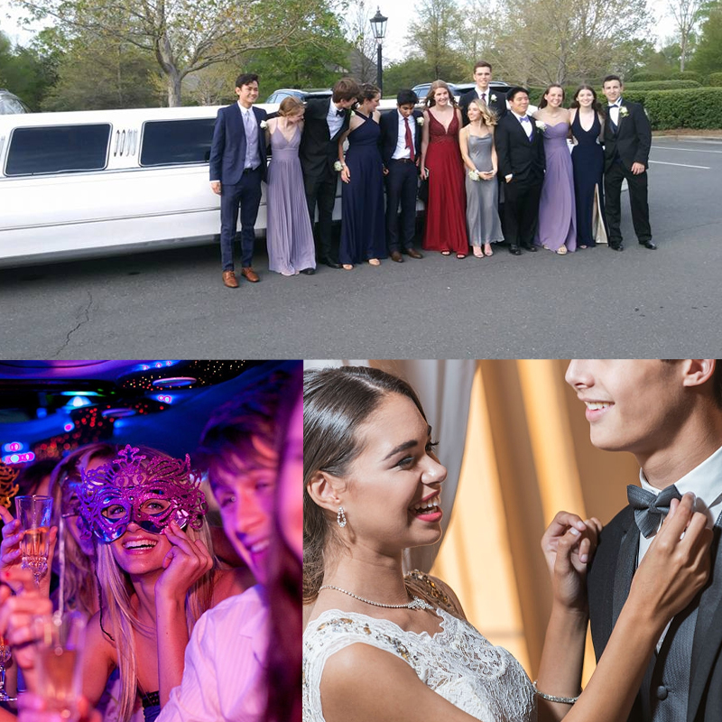 limo rental for prom in orlando